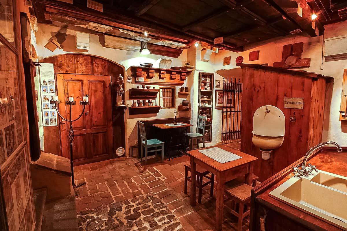 Ubytování a muzeum Český Krumlov Dlouhá 92 Muzeon CK