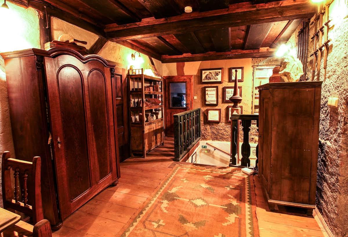 Ubytování Český Krumlov Muzeon CK - horní síň