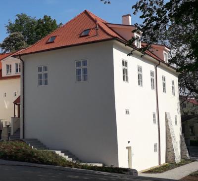Zámek Boršov