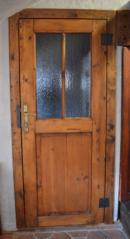 Výplňové dveře, pól. 19. stol. Po Vodě 98