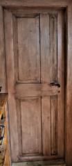 Výplňové dveře dodatečně upravené, 2. polovina 19. století 14