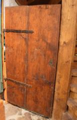 Svlakové dveře, Parkán 109, ČK. počátek 19. století