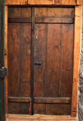 Dvoukřídlé svlakové dveře, Dlouhá 92, konec 19. století 9