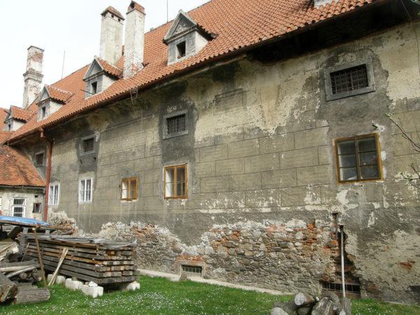 Bývalá zbrojnice CK Latran 1594 – 1596