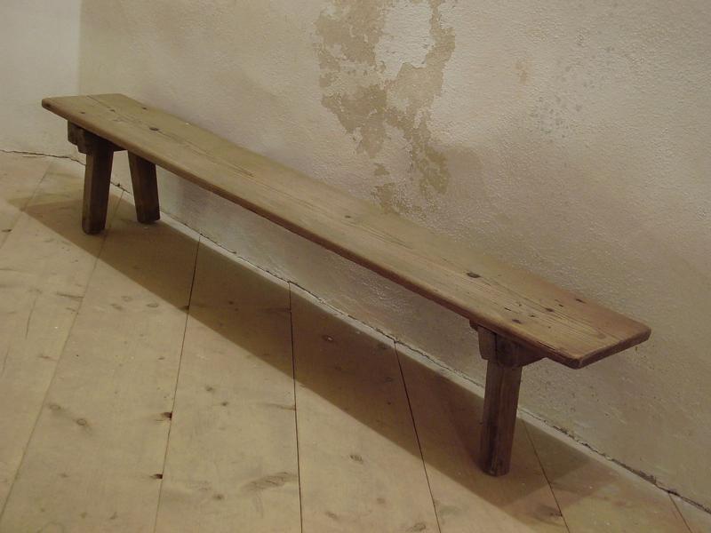 Skládací lavice, Inspirační vzor CK Bellarie, 19. století