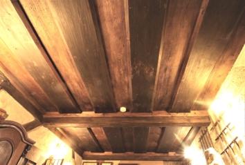 Druhotně vložený strop