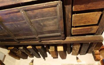 Typologie fragmentů stropních konstrukcí