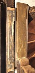 Fošny stropního záklopu, konec 18. stol
