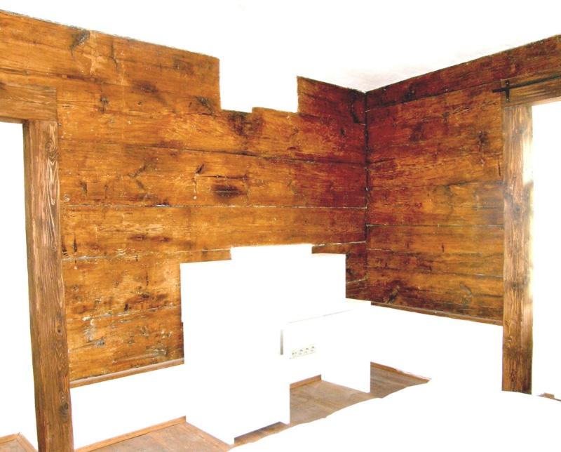 Bývala komora po opravě CK,Latrán 74