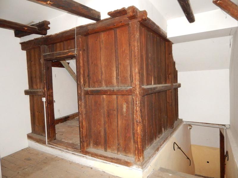Inspirace, východní půdní komora, Horní 151, polovina 18. století