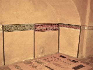 Vzory dekorativních šablonových pásu