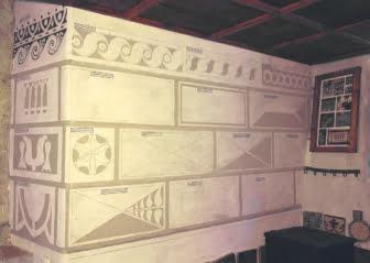 Typologie sgrafitové výzdoby v Č. Krumlově